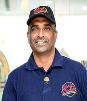 Chef Bakshish Dean
