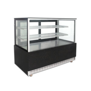 Refrigerated-Display-Cabinet---grey---flat