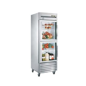 Upright-Chillers---Series-Glass-Door