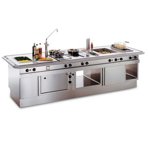 Cooking Monoblock