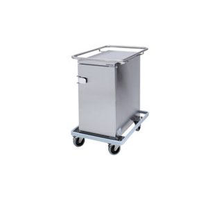 Hot Food Trolley 1