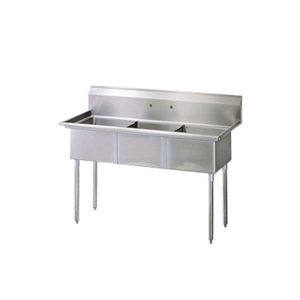 Prep Sink Unit