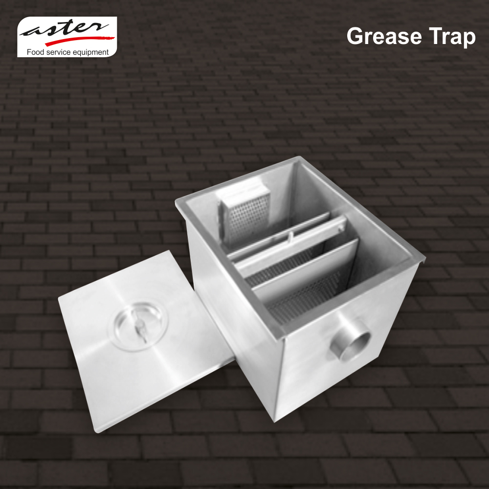 Industrial Kitchen Grease Trap: Commercial Kitchen Equipment, Commercial Food Service